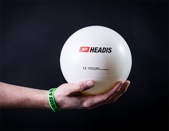 HEADIS OFFICIAL BALL
