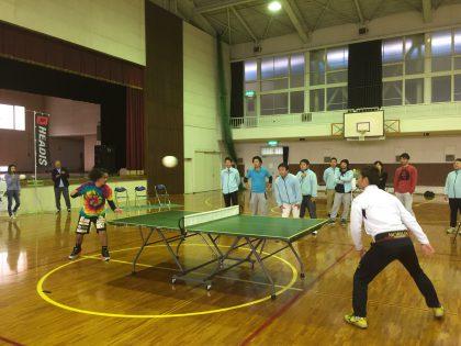 代々木第二体育館でヘディス体験会を開催