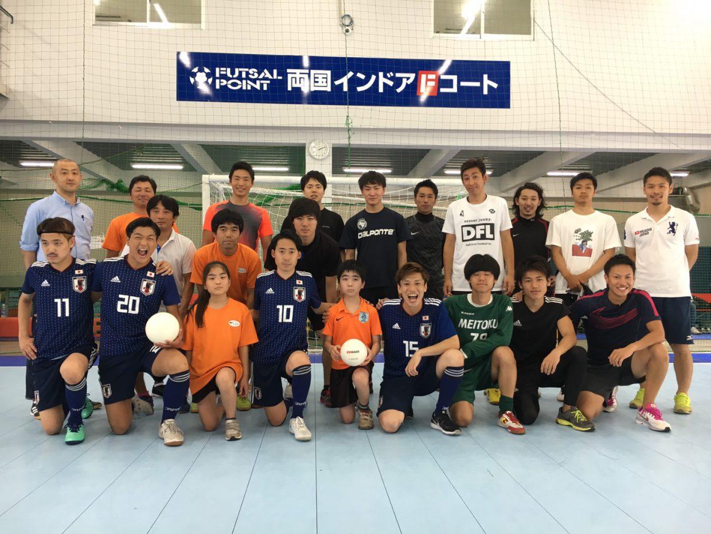 「第1回全日本ヘディスチーム選手権 関東予選」結果