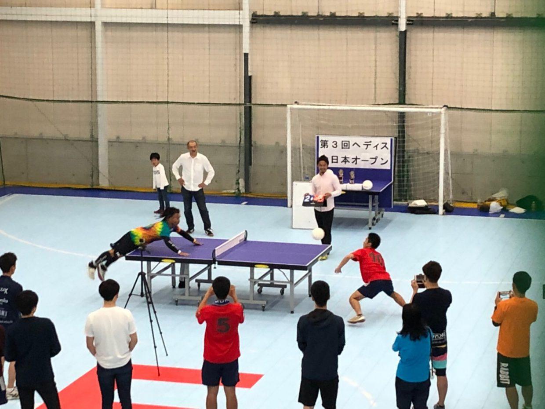 「第3回ヘディス全日本オープン」結果