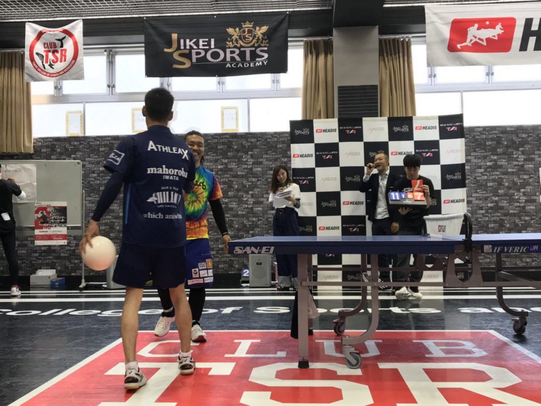 「第2回全日本ヘディス選手権 決勝大会」結果